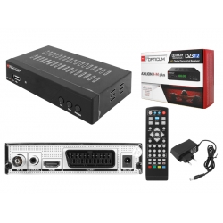 Tuner DVB-T OPTICUM LION 4-M Plus.