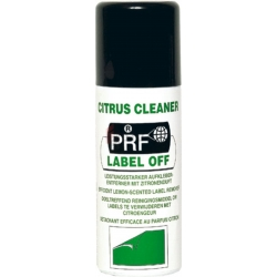 PRF LABEL OFF Spray do usuwania naklejek 220ml